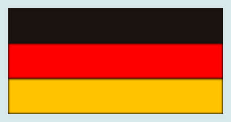 Germany flag national country symbol
