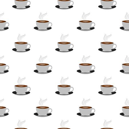 ハート型のミルクフォームをトッピングしたコーヒーカプチーノ。コーヒー好きの方の幸せの味。