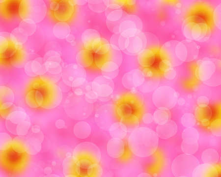 beautifu: Blurred bokeh beautifu pink zinnia flower background Stock Photo