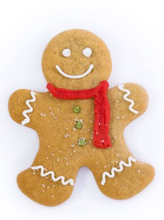Gingerbread man Stock Photo - 3846655