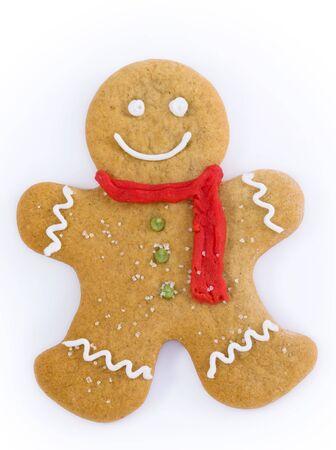 gingerbread man: Gingerbread man