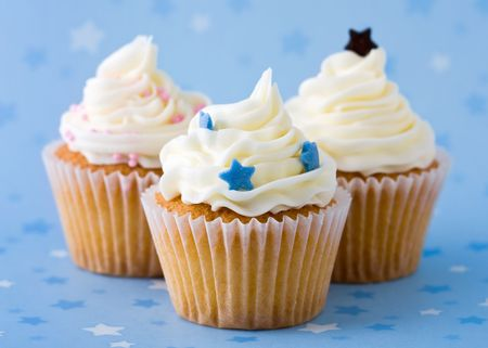 Cupcakes Stock Photo - 4311248