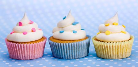 Cupcakes Stock Photo - 4349585