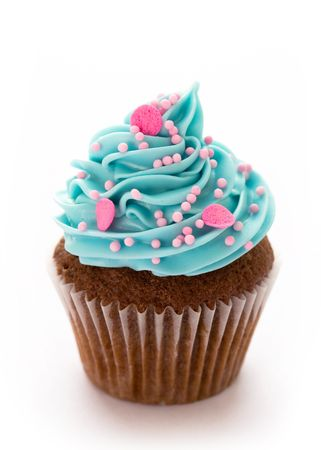 home baking: Cupcake