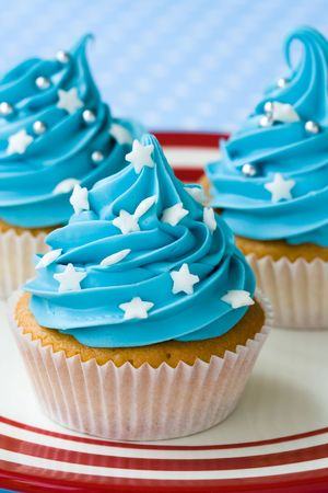 sprinkle: Stars and stripes