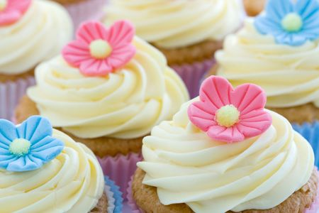 Cupcakes  Stock Photo - 5012534