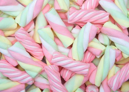 Marshmallow background photo
