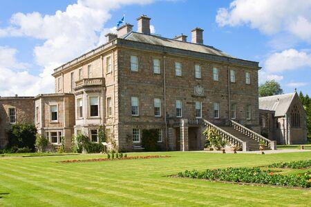 Haddo House in Scotland photo