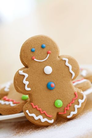Gingerbread man Stock Photo - 5691657