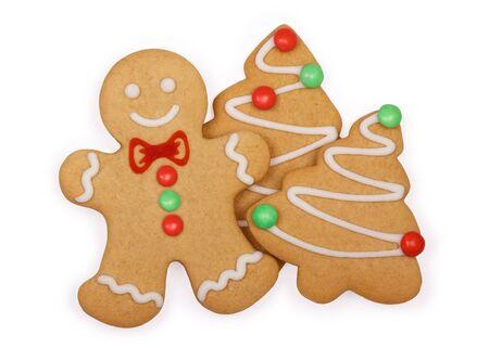 galletas de jengibre: Cookies de pan de jengibre