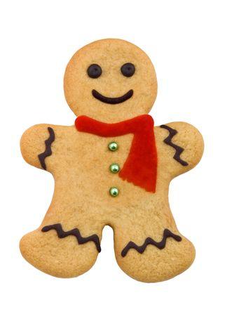 Gingerbread man  photo