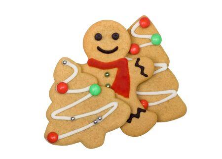 Gingerbread cookies photo