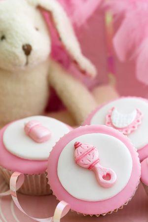 Panecillos para un baby shower
