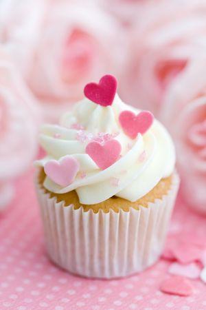 cup cake: Valentine cupcake