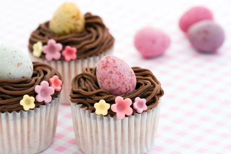 Easter cupcakes Stock Photo - 6360006
