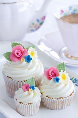 gumpaste: Afternoon tea