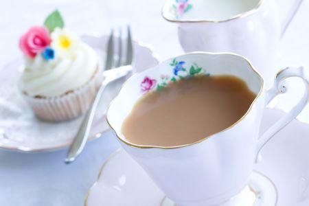 comida inglesa: T� de la tarde