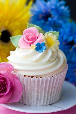 Cupcake Stock Photo - 6604420