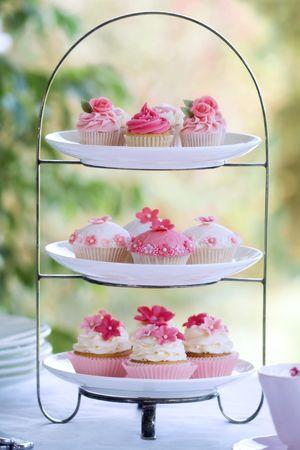 cakestand: Afternoon tea