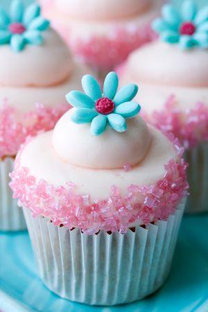 Cupcakes  Foto de archivo - 6768067