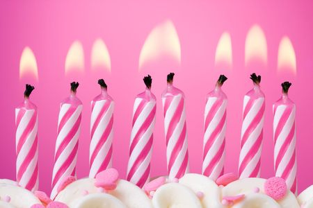 geburtstagskerzen: Geburtstagskerzen