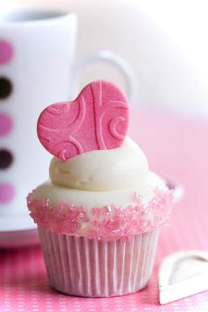 fondant fancy: Cupcake love