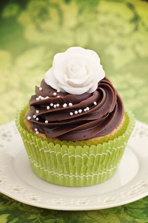 Cupcake Stock Photo - 6843324