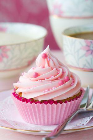 afternoon: Cupcake Rosa
