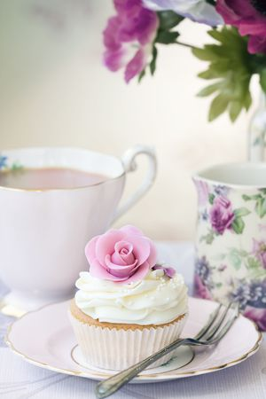 Afternoon tea  Stock Photo - 7092137