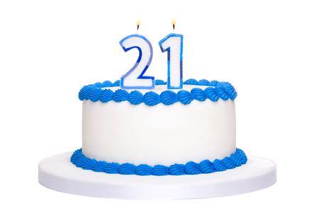 21: Birthday cake