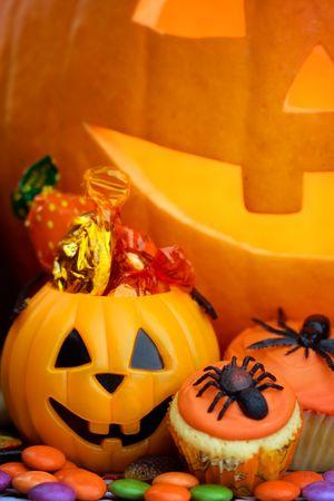 Halloween treats photo