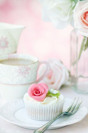 high tea: Afternoon tea