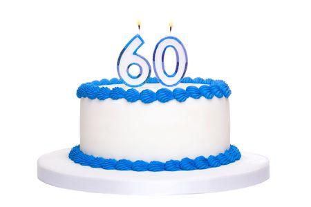 Birthday cake Stock Photo - 7708349