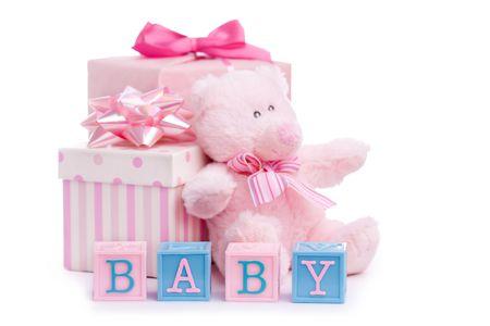 Baby shower Stock Photo - 7823057