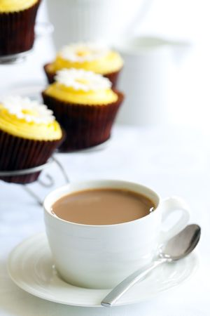 Afternoon tea or coffee  Stock Photo - 7948248