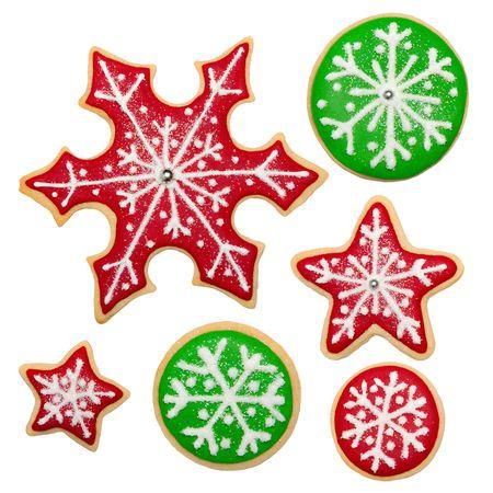 Christmas cookies Stock Photo - 8213057