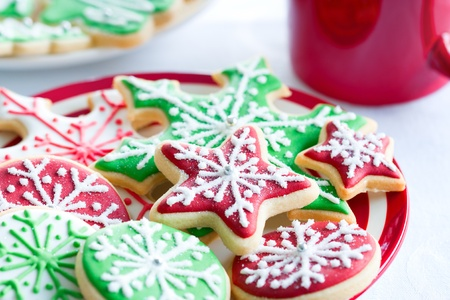 Christmas cookies Stock Photo - 8263324