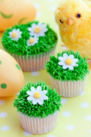 Easter cupcakes Stock Photo - 8622681