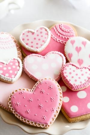 Cookies de San Valent�n