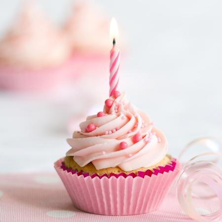 cupcake: Petit g�teau anniversaire