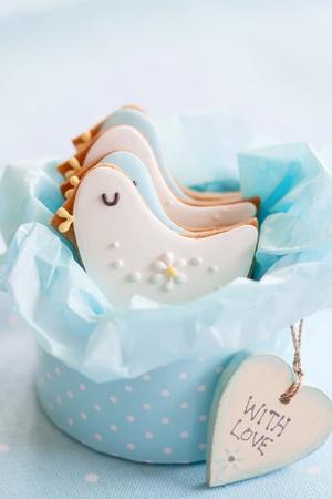 bizcochos: Cookies de ducha de beb�