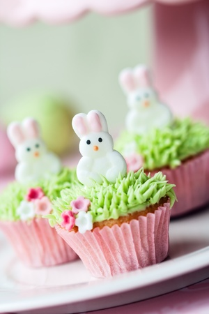 Easter cupcakes Stock Photo - 9089819