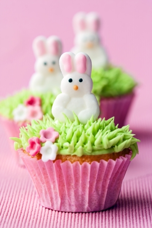 Easter cupcakes photo