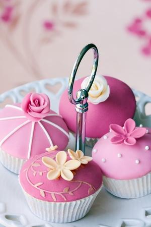 Gourmet cupcakes Stock Photo - 9530006