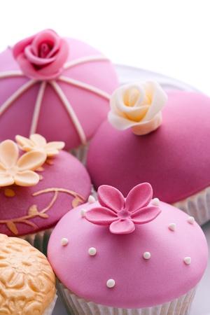 Pastelitos de gourmet  Foto de archivo - 9530009
