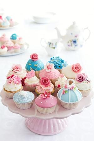 Cupcakes Stock Photo - 9742990