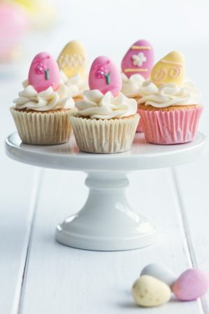 Easter cupcakes Stock Photo - 11936142