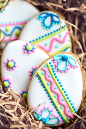 Easter cookies Stock Photo - 12884036