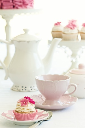 Afternoon tea  Stock Photo - 12884043