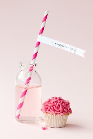 straws: Happy birthday!